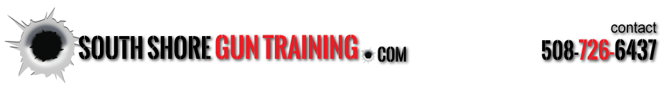 South Shore Gun Training Logo